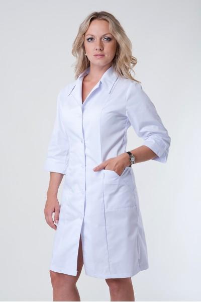 Медицинский халат-модель-3108