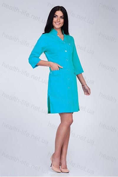 Медицинский халат-модель-2115