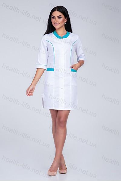 Медицинский халат-модель-2167