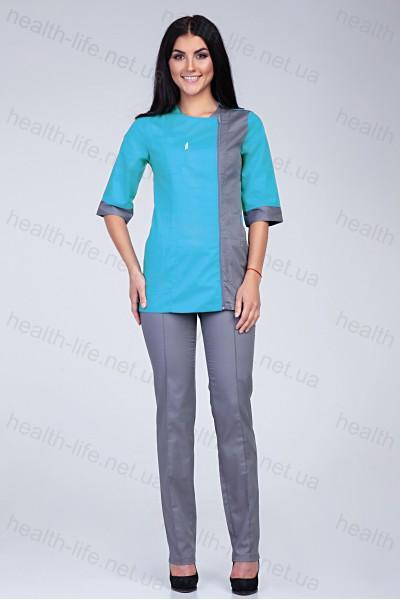 Медицинский костюм-модель-2250