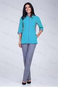 Медицинский костюм-модель-2275 (ткань-х/б/размер 42-56)