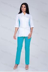 Медицинский костюм-модель-2287  (ткань-х/б/размер 42,48,50,56)