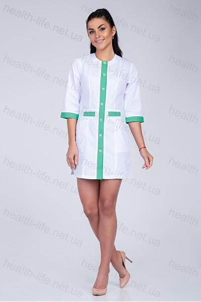Медицинский халат-модель-2188
