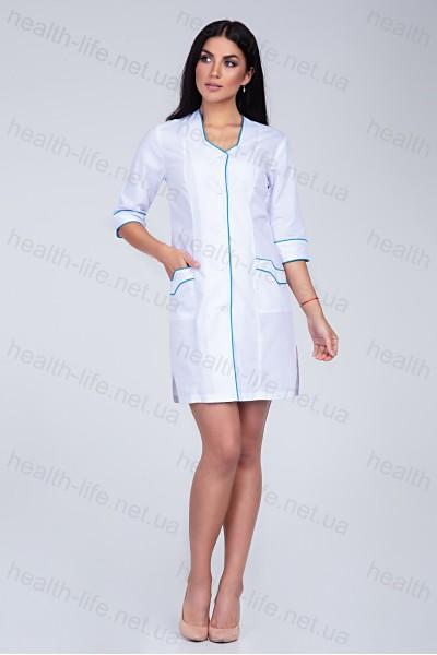 Медицинский халат-модель-2109