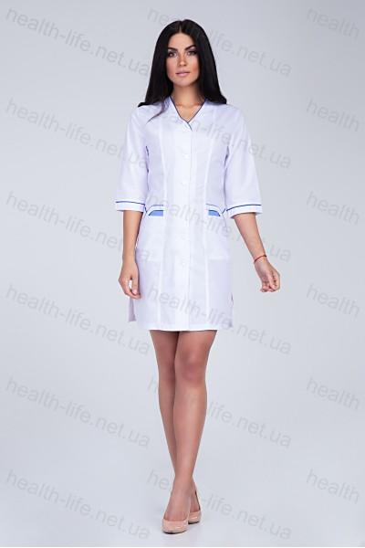 Медицинский халат-модель-2192