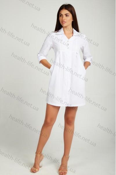 Медицинский халат-модель-2117