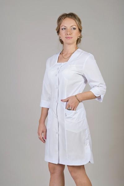 Медицинский халат модель 2119