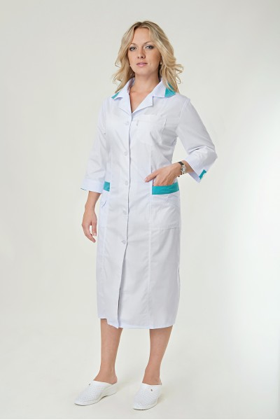 Медицинский халат-модель-2133