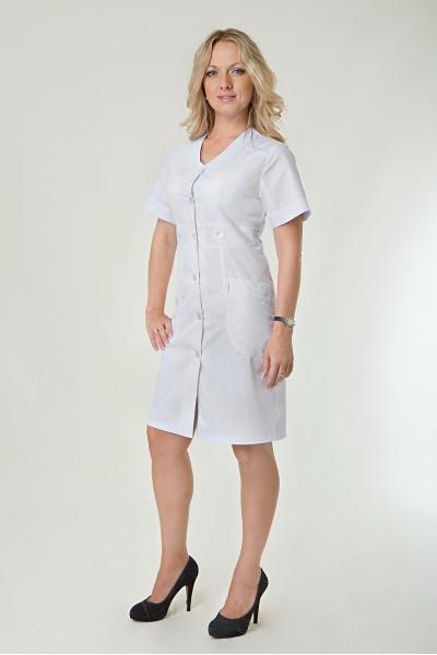 Медицинский халат-модель-2138