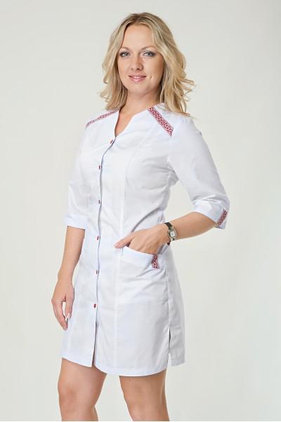 Медицинский халат-модель-2142