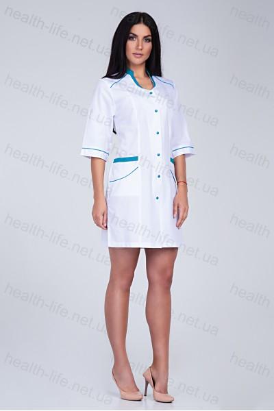 Медицинский халат-модель-2150