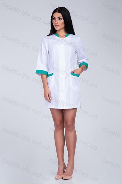 Медицинский халат-модель-2151
