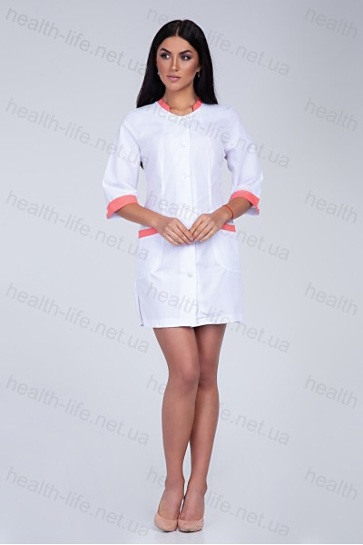 Медицинский халат-модель-2152