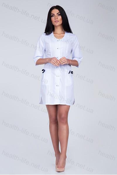 Медицинский халат-модель-2153