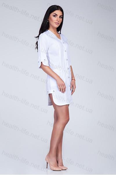Медицинский халат-модель-2155