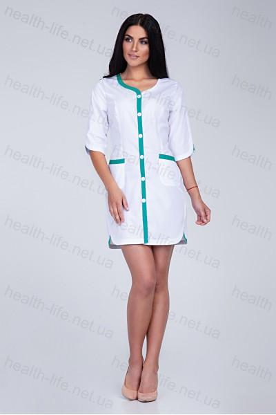 Медицинский халат-модель-2160
