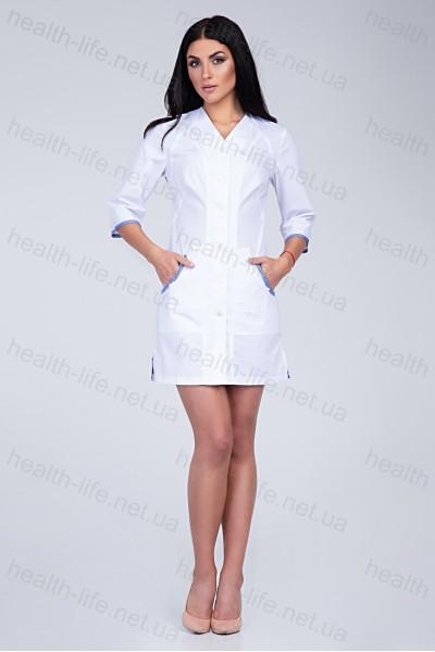 Медицинский халат-модель-2168