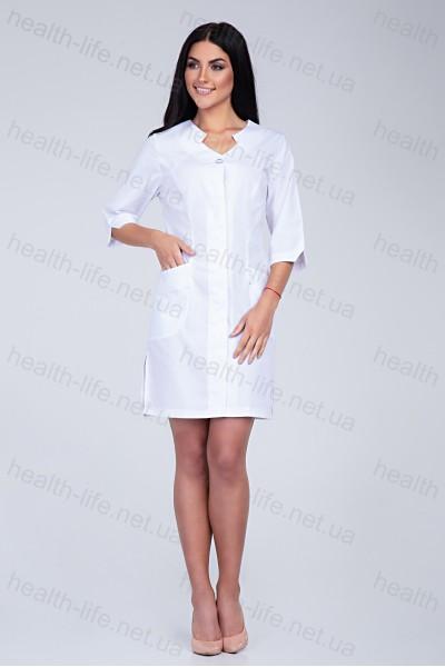 Медицинский халат-модель-2170