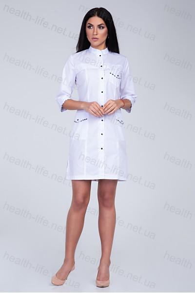Медицинский халат-модель-2177