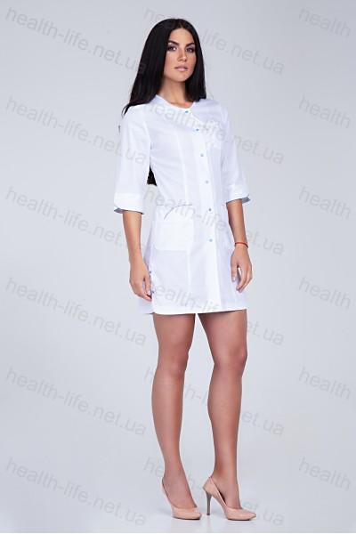 Медицинский халат-модель-2180
