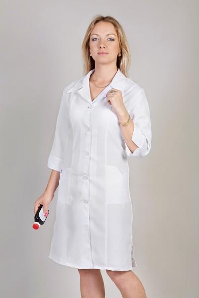 Медицинский халат-модель-1120