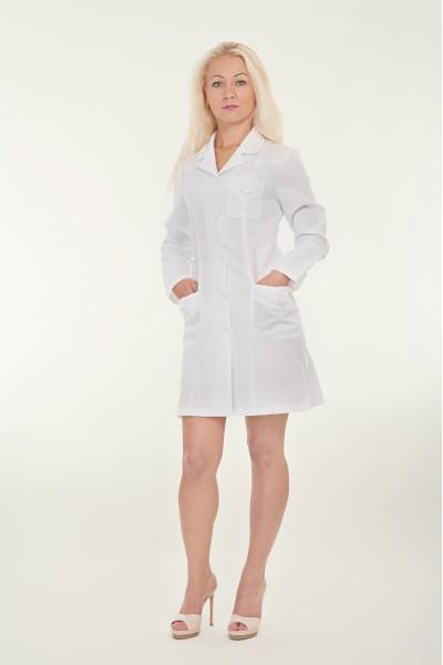 Медицинский халат-модель-1121
