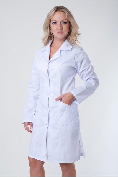 Медицинский халат-модель-3103