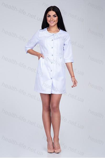 Медицинский халат-модель-3127