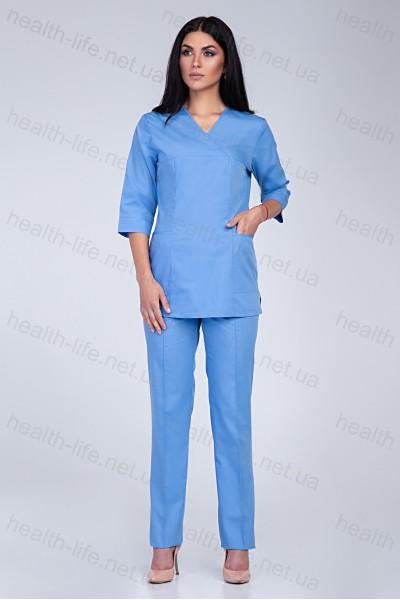Медицинский хирургический костюм-модель-2219