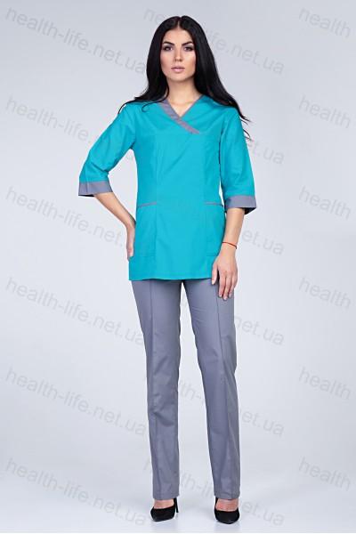 Медицинский хирургический костюм-модель-2269