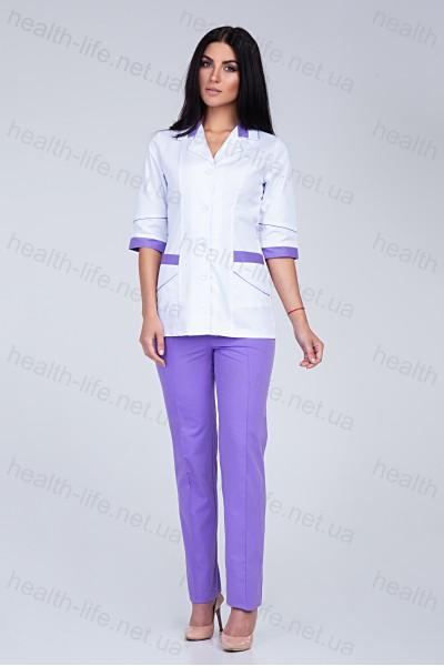 Медицинский костюм-модель-3209