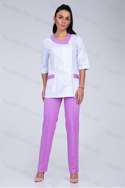 Медицинский костюм-модель-3217