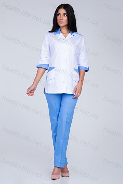 Медицинский костюм-модель-3218