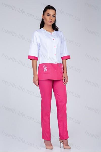 Медицинский костюм-модель-3228