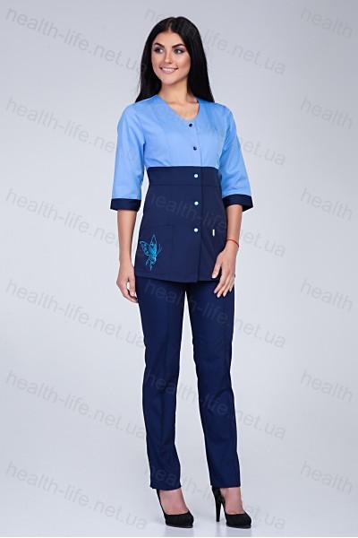 Медицинский костюм-модель-3234