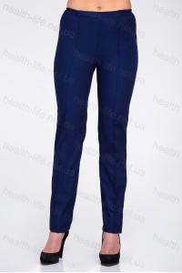 Медицинские штаны-модель-3604 (ткань-коттон/темно-синий/размер 42-66)