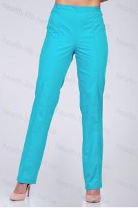 Медицинские брюки-модель-2603 (ткань-х/б/размер 42-66)